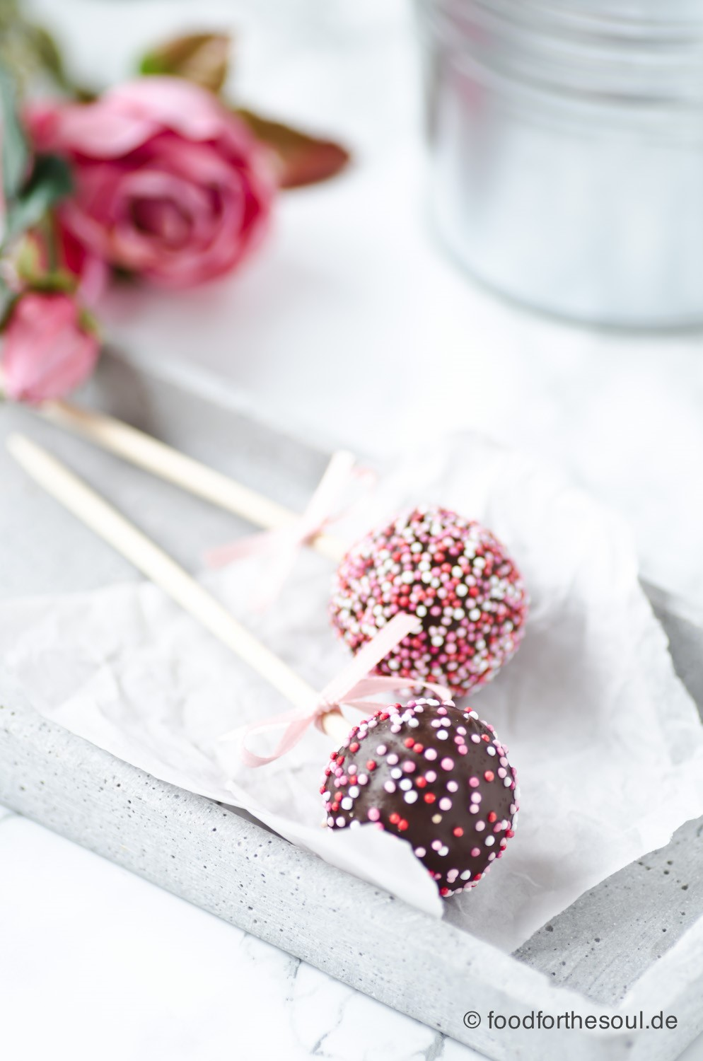 Cakepops ohne Cake Pop Maker