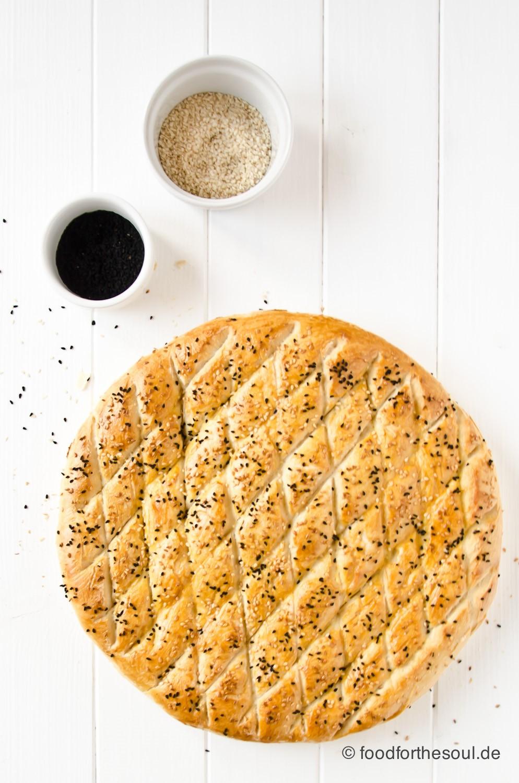 Ramazan Pidesi - Türkisches Fladenbrot