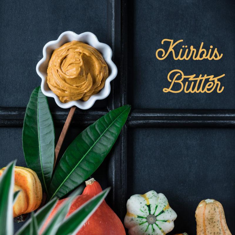 Kürbis Butter Kürbisbutter
