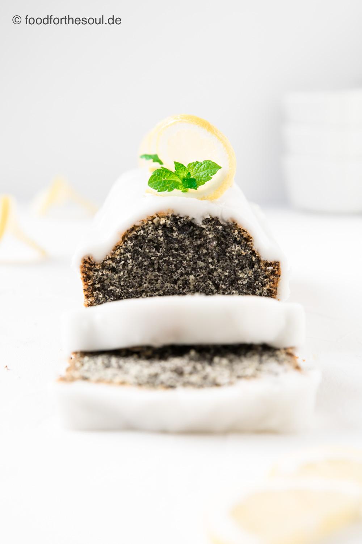 Piegusek - Polnischer Mohnkuchen
