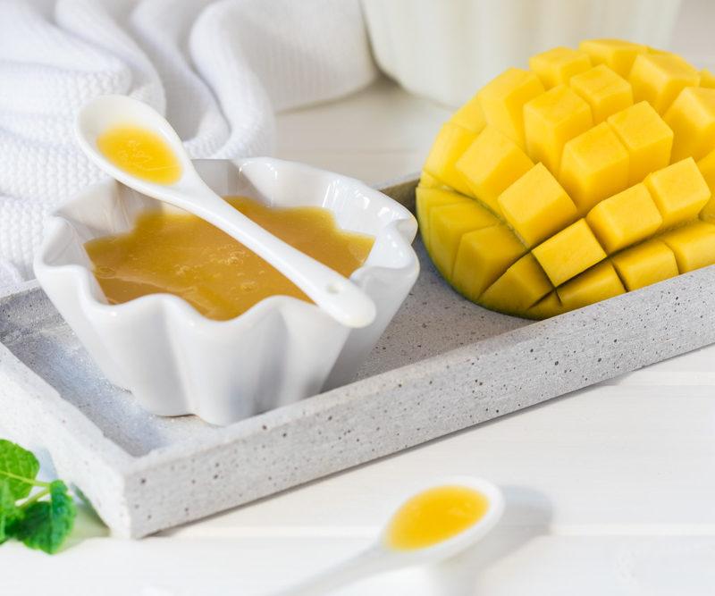 Mango Essig Balsamico Rezept selber machen selbstgemacht