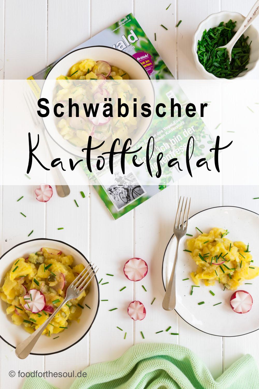 Der beste Schwäbische Kartoffelsalat