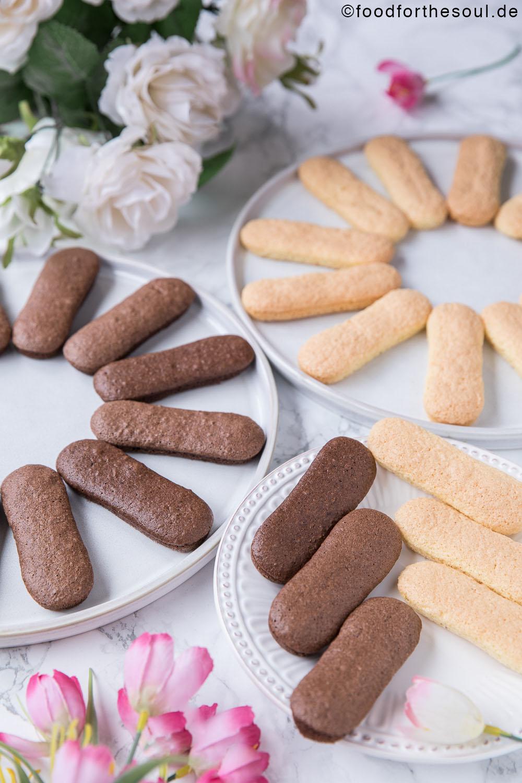 Löffelbisquits einfach selber machen food for the soul